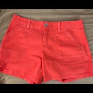 EUC Supplies Brand Orange Shorts